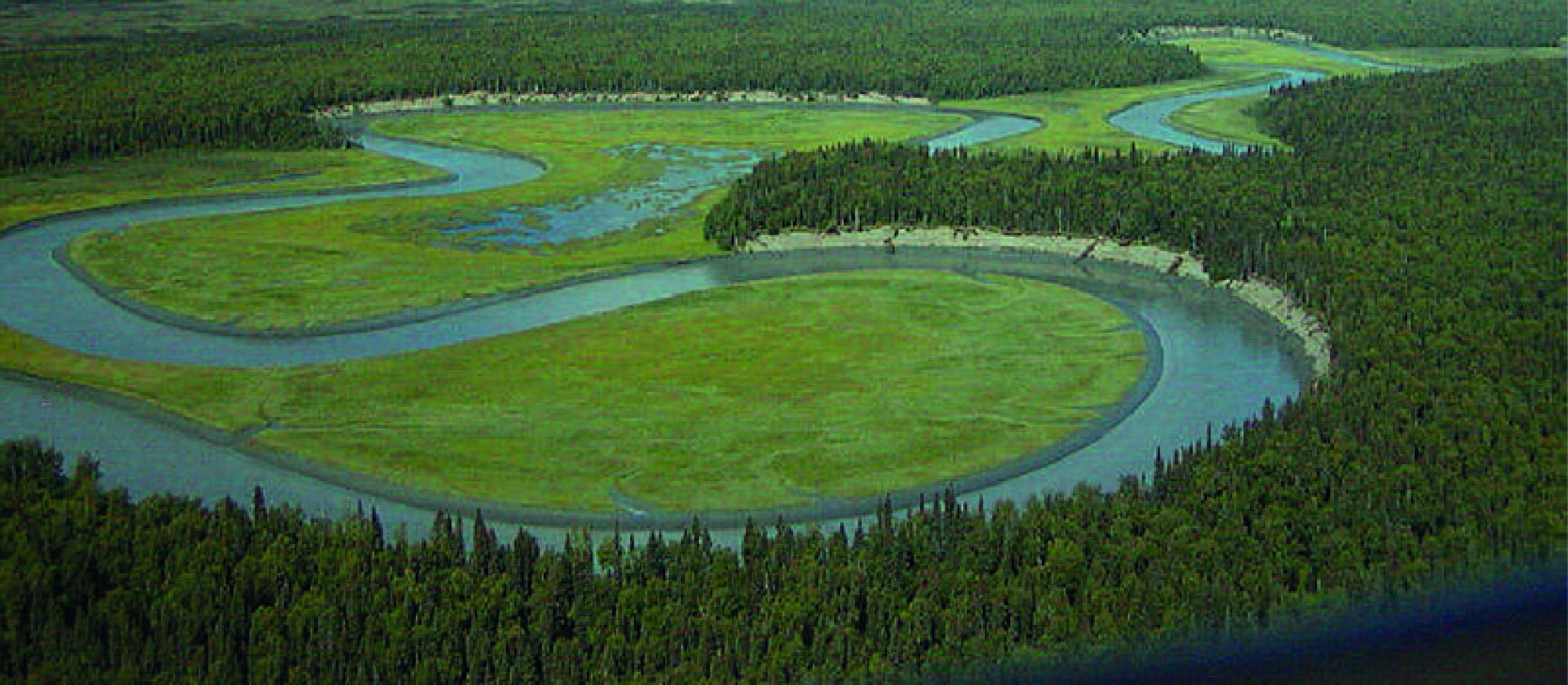 "<span style=""font-size: 12pt;\"">Meandering rivers</span>"